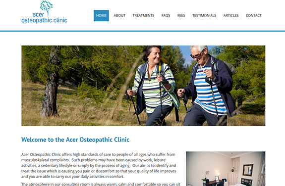 acer osteopathic clinic