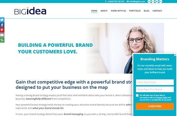 big idea brand marketing