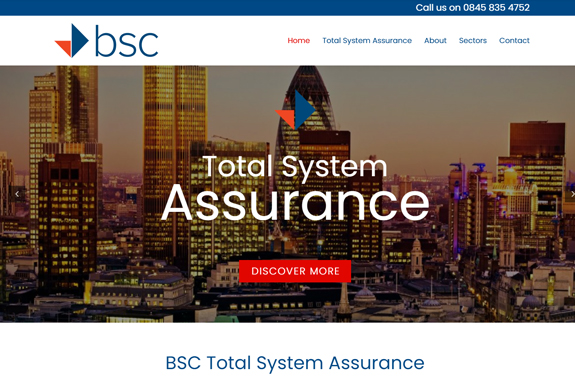 bsc total system assurance