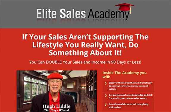 elite sales academy