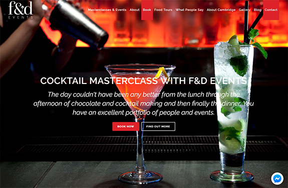 food and drink events