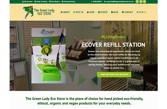 green lady eco store