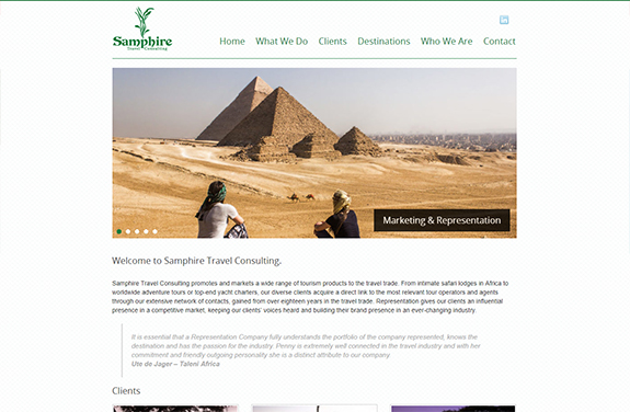 samphire travel consulting