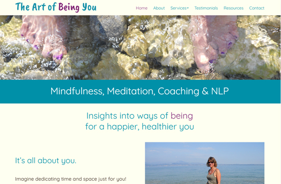 the art of being you mindfulness meditation