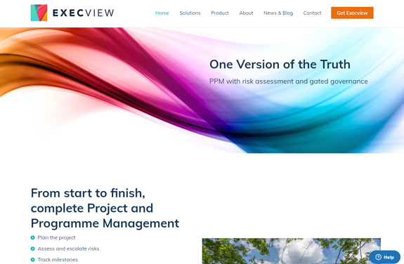 execview Project and Programme Management