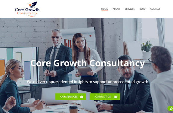 core growth consultancy