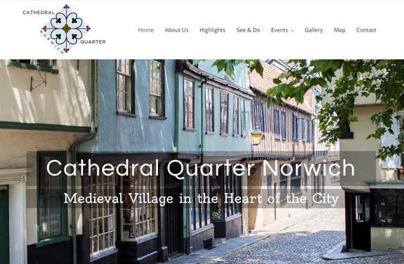 cathedral quarter norwich