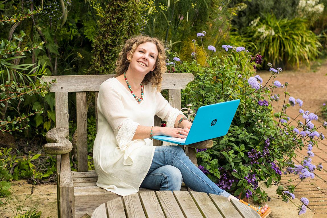 karen hubfizz creating website for eco conscious business owners 2 1