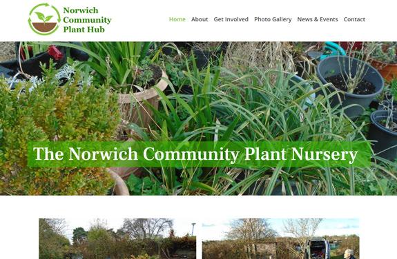 norwich community plant hub